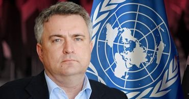 Постпред Украины в ООН: Гитлер и Сталин вместе разрабатывали план Второй мировой войны