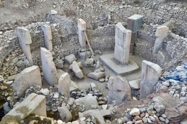 В Турции обнаружены таинственные пирамиды