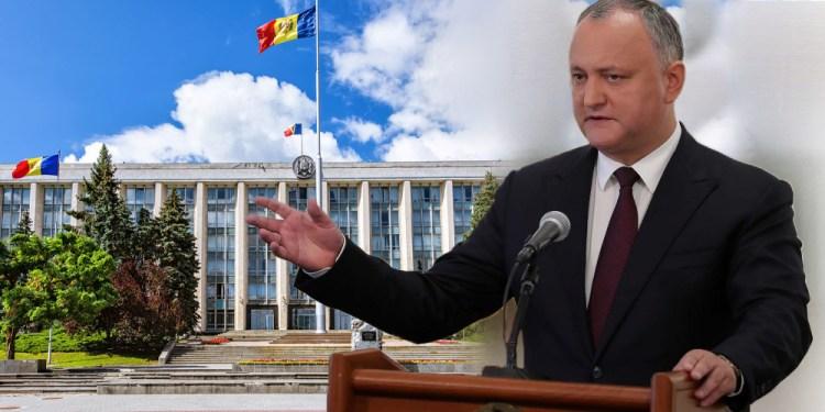 Эксперт: «План Б» для президента Молдовы