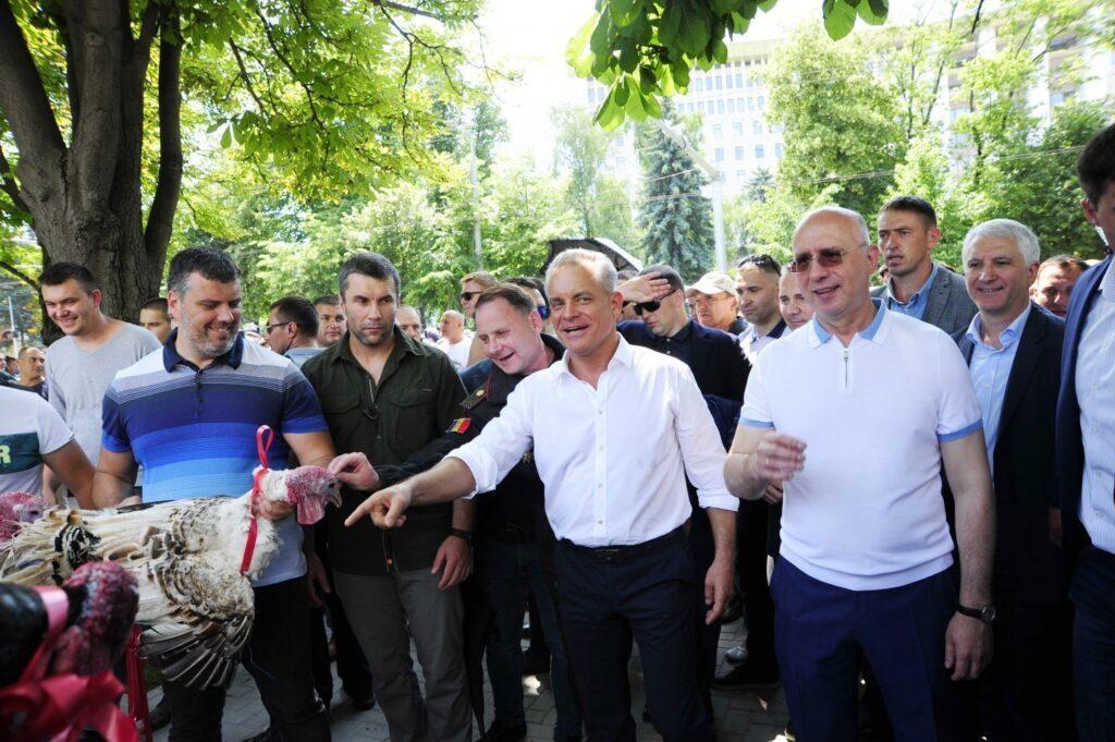Оскорбления, давление на семью, вандализм, угрозы уголовных дел и физической расправы - такого начала парламентских выборов в Молдове еще не было