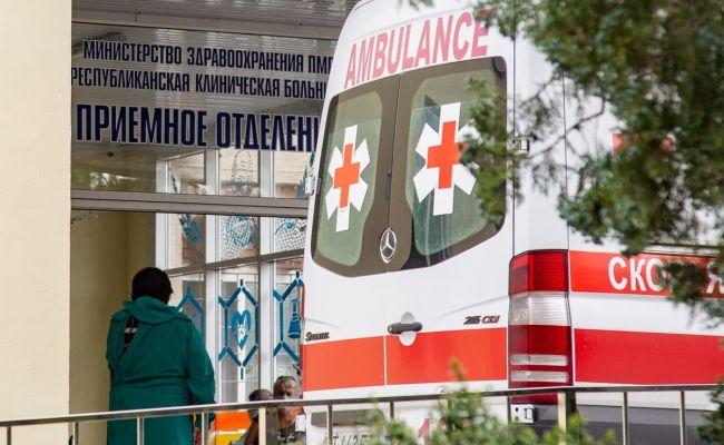 В Приднестровье ковид-госпитали загружены до предела