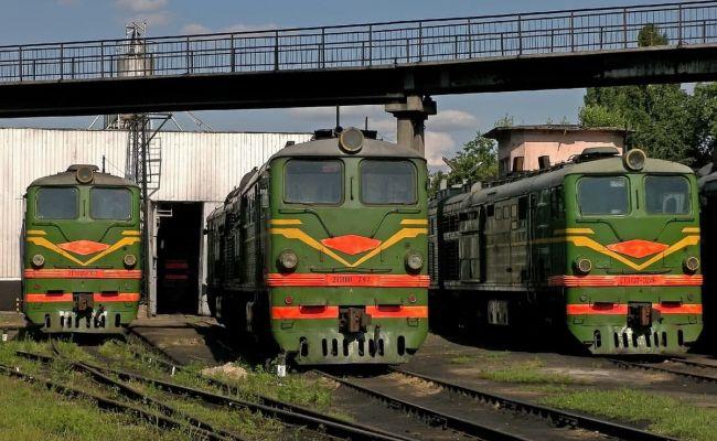 Железная дорога Молдавии осталась без состава: локомотивы идут с молотка