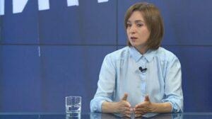 Санду: Вакцинация Молдавии не начинается по вине западных партнеров