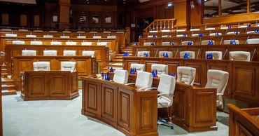 Заседание парламента Молдовы опять сорвалось  из-за отсутствия кворума