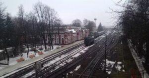 Железнодорожники молдавской Окницы намерены остановить движение всех поездов