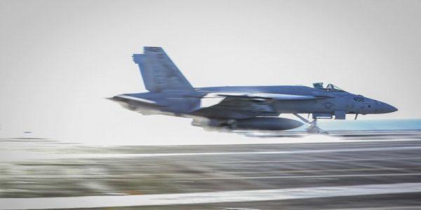 Самолет США