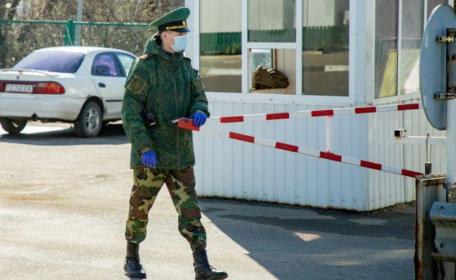 Приднестровье открывает границу, но только для ковидников