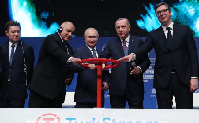 «Турецкого потока» на всех не хватит: в Румынии нервничают