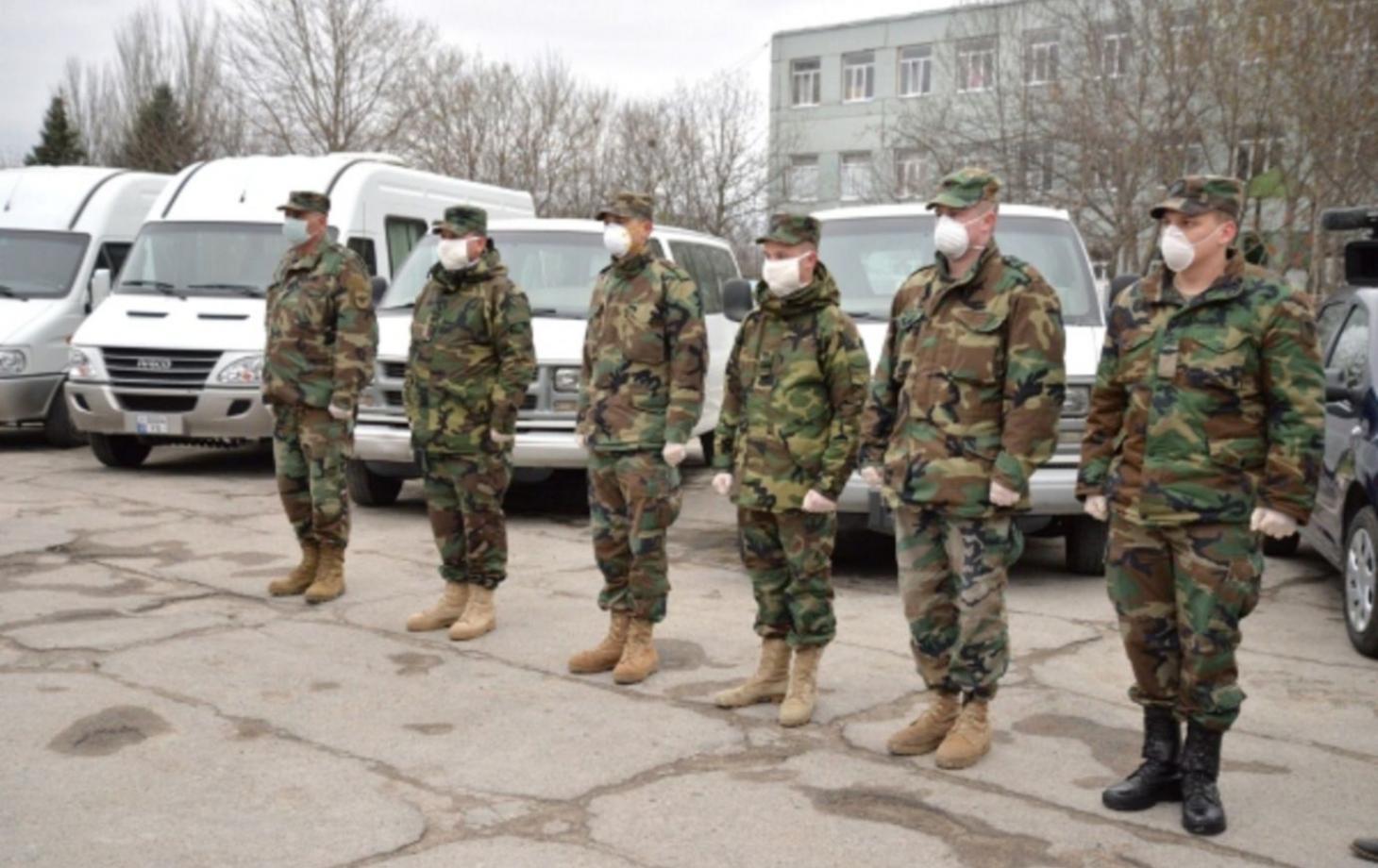 Военные Молдова