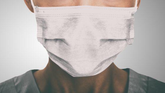 Коронавирус-маска