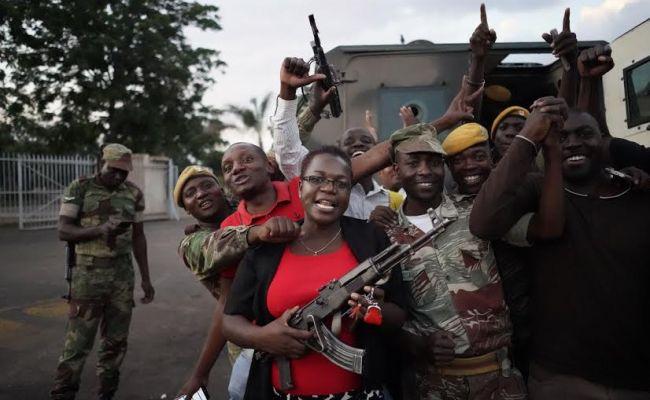 Молдавия готовит боевиков для оппозиции в Зимбабве — Африканский союз