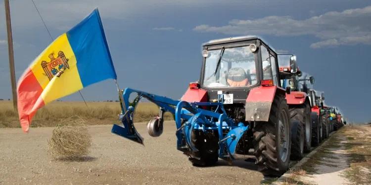 Что кроется за протестами молдавских фермеров