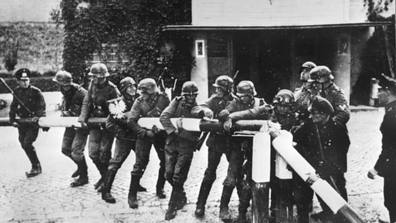 Размышления о начале Второй мировой