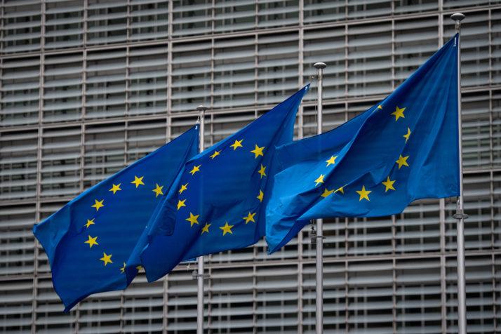 ЕС флаги