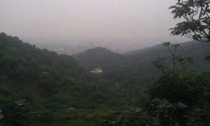Дракон проснулся? Жуткие звуки в горах Гуйчжоу в Китае