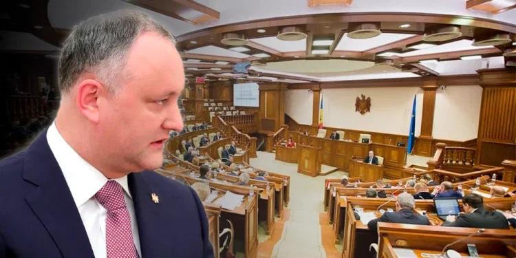 Удержит ли Игорь Додон власть?