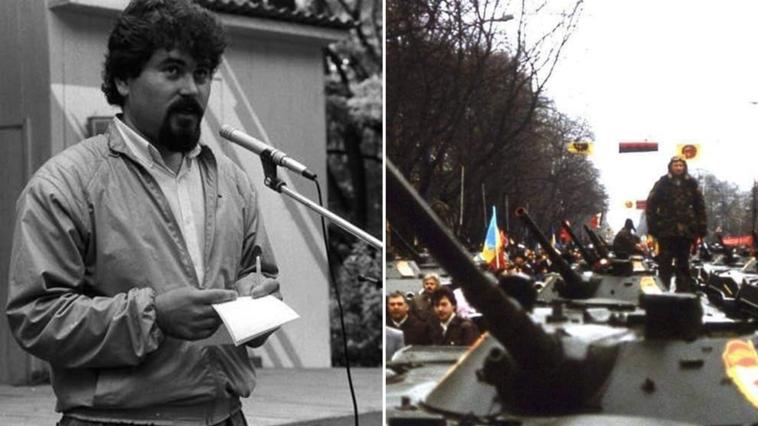 В Молдову вошли «коррупционные танки»