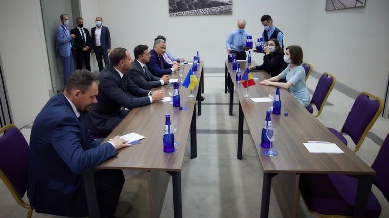Правительства Украины и Республики Молдова проведут совместное заседание