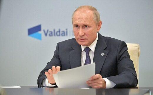 """21 апреля Путин выступит с """"посланием для новой эпохи"""""""