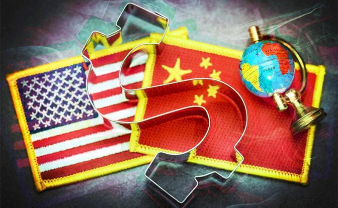 Пока США заходятся в истерике, обвиняя Китай, там готовятся превратить доллары в бумажки