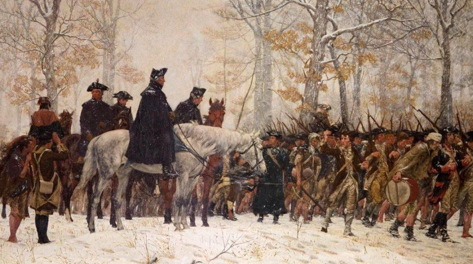 Гражданская война -США