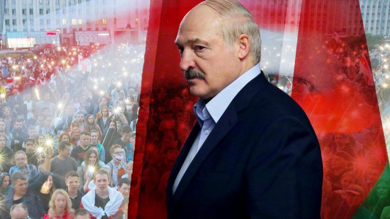 Запад давно готовил беспорядки в Белоруссии