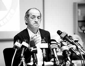 В Италии предложили карать за отрицание коронавируса