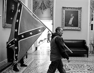 Штурм Капитолия перевернул представление об Америке