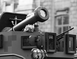 Украина получила от США высокоточное оружие