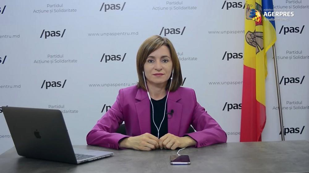 Майя Санду о приднестровской контрабанде, отношениях с Россией, Украиной и Румынией