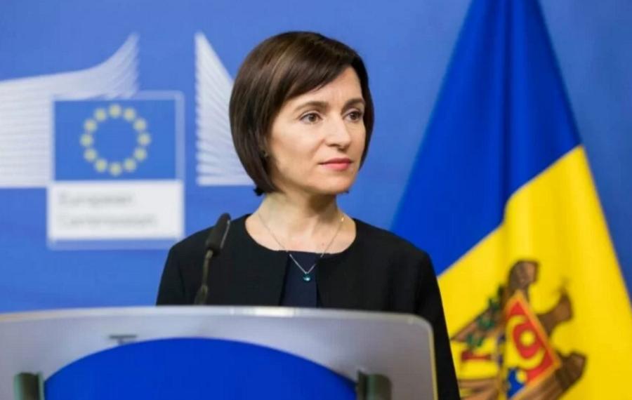 Санду собралась просить у ЕС вакцину от коронавируса