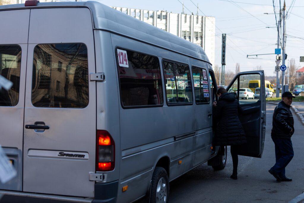 В Молдове частные перевозчики пассажиров объявят забастовку на один день