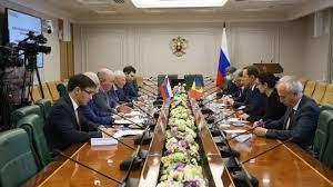 Приоритеты двусторонней повестки дня обсудила в Москве делегация Республики Молдова