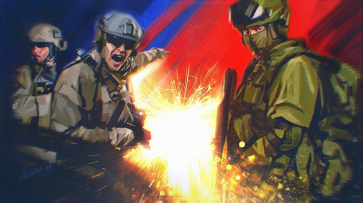 """Послание Шойгу: Запад готовит России """"идеальный шторм"""", но «Кольцо Анаконды» – порвём на британский флаг!»"""