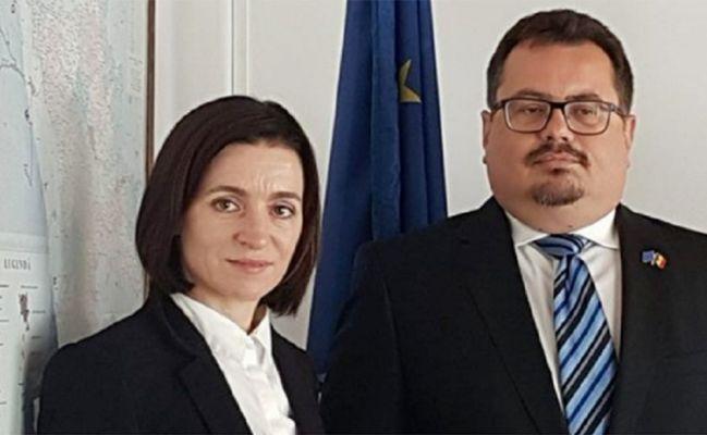 Санду и Михалко