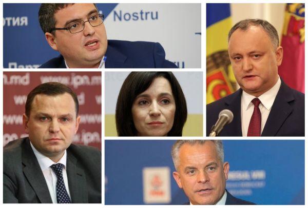 """""""Антиправительственный блок"""" развернет Молдову на Запад"""