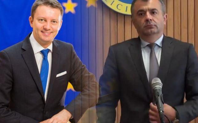 Премьер Молдовы поставил на место «старших братьев» из Румынии