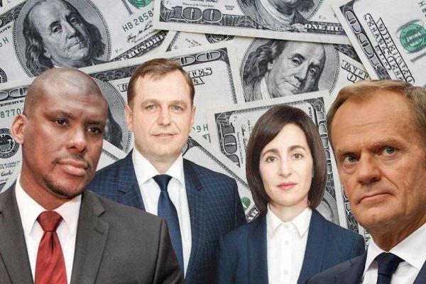 Запад отрицает своё вмешательство в дела Молдовы