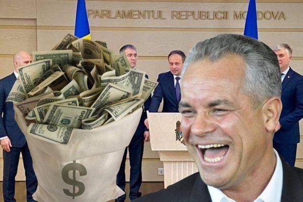 В молдавском парламенте продолжают «покупать» депутатов