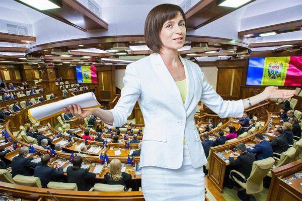 Оппозиция Молдовы ставит условия правительству