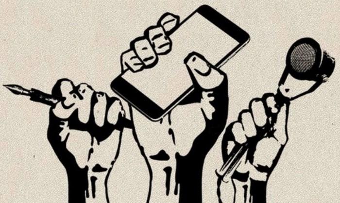 Журналисты Украины против распоясавшихся законодателей