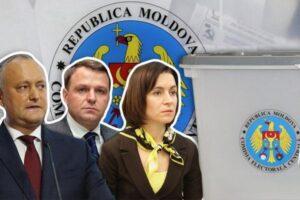 Прозападные силы Молдовы уже объявили выборы 1 ноября нечестными