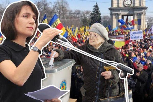Оппозиция готовит Молдову к непризнанию итогов президентских выборов
