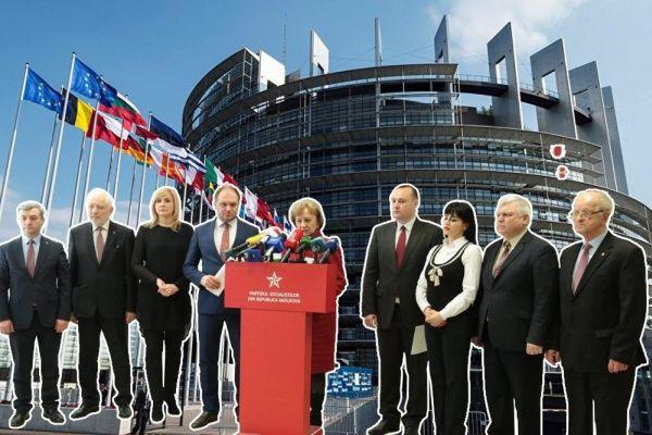 ЕС вслед за Санду обвинил социалистов в нарушении закона