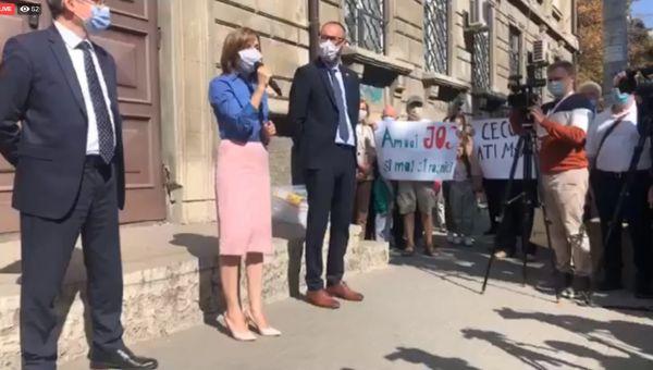 Молдова: выборы - лишь прелюдия к майдану?