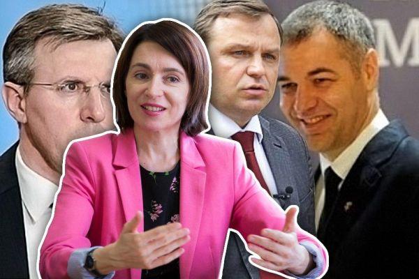 Выборы в Молдове: Санду предлагает объединиться против Додона