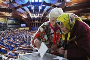 ПАСЕ не пришлёт наблюдателей на выборы в Молдове
