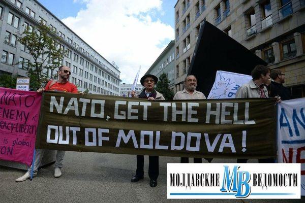НАТО надеется на дальнейшее сближение с Молдовой
