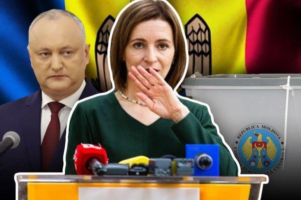 Выборы в Молдове: причины, из-за которых Санду отказалась от участия в дебатах