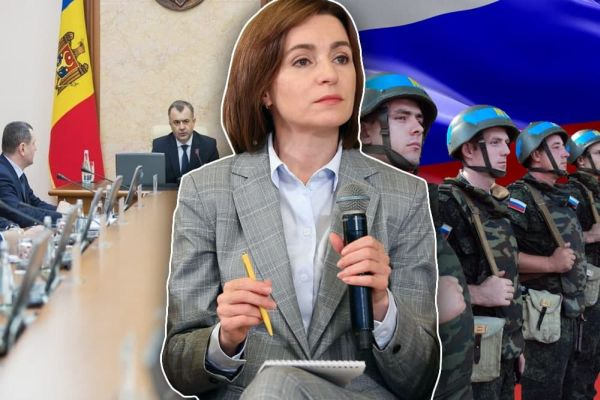 Майя Санду против правительства, социалистов, ЕЭС и российских миротворцев